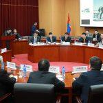 Монгол Улсаа төлөөлж буй Элчин сайдуудтай Хотын захирагч С.Амарсайхан уулзлаа